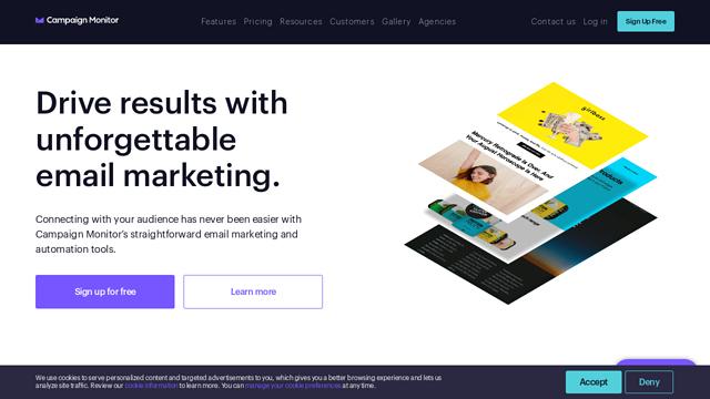 Campaign-Monitor API koppeling