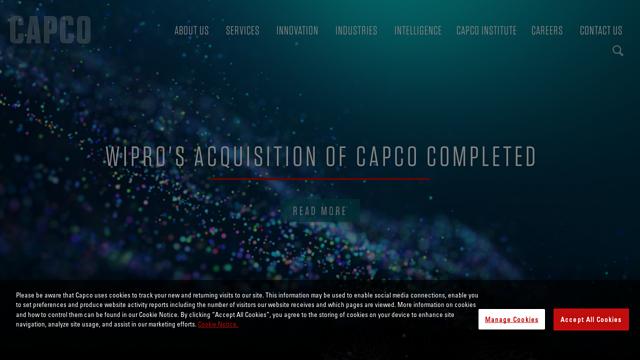 Capco API koppeling