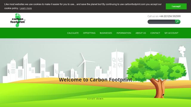 Carbon-Footprint API koppeling