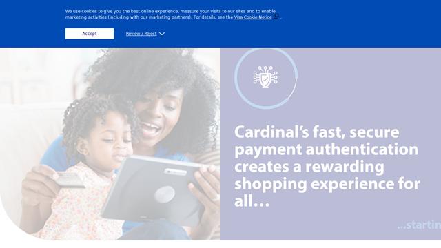 CardinalCommerce API koppeling