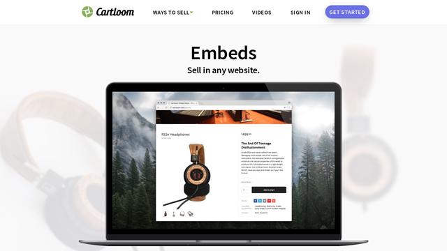 Cartloom API koppeling