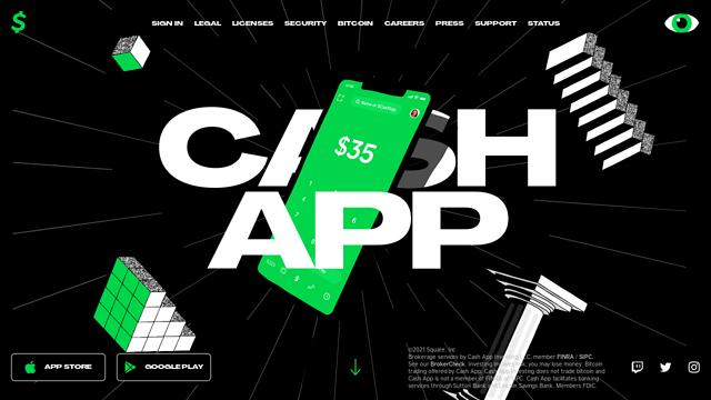 Cash-App API koppeling