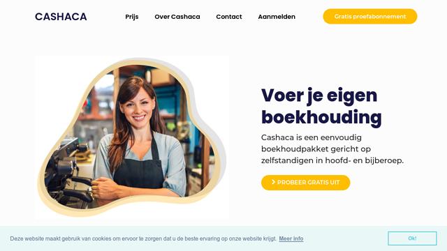Cashaca API koppeling