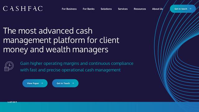Cashfac API koppeling