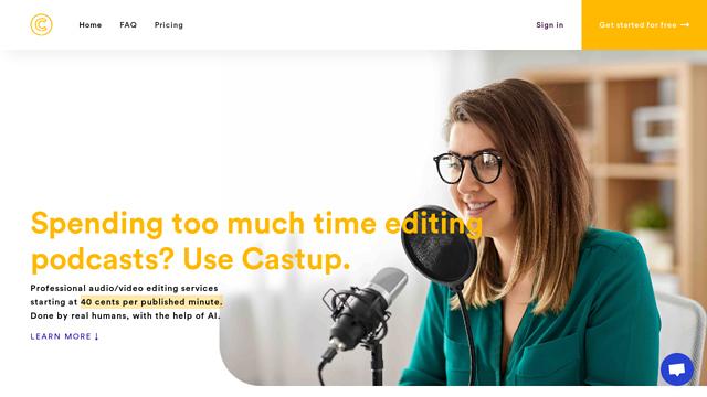 Castup API koppeling