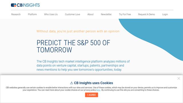 CB-Insights API koppeling