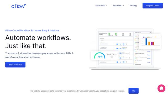 Cflow API koppeling