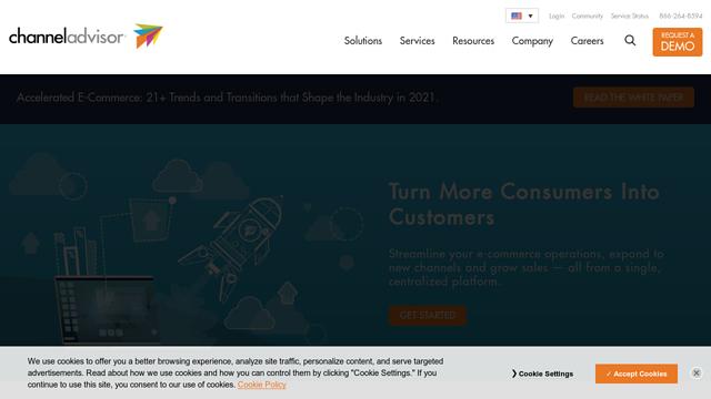 ChannelAdvisor API koppeling