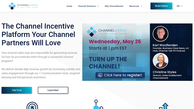 ChannelAssist API koppeling