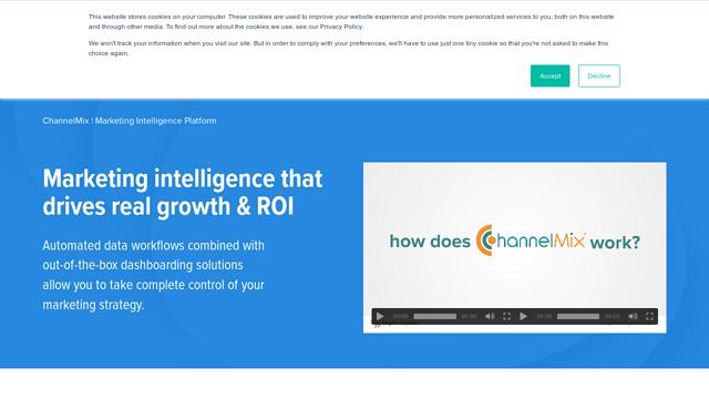 ChannelMix API koppeling