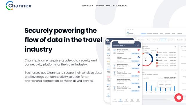 Channex.io API koppeling