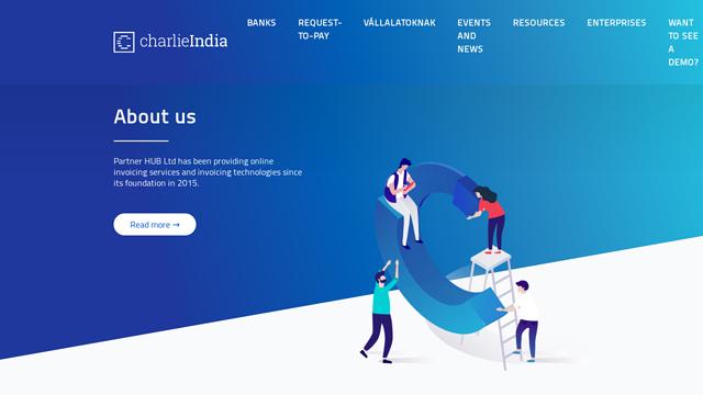 Charlie-India API koppeling