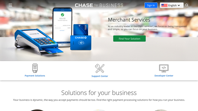 Chase-Paymentech API koppeling