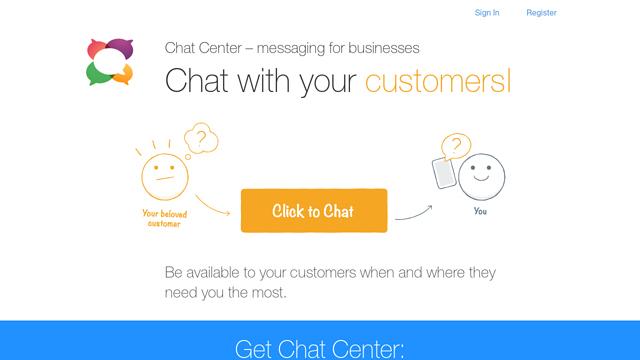 chat.center API koppeling