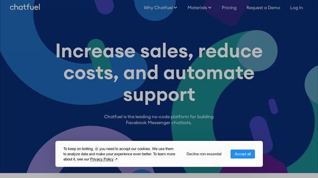 Chatfuel-for-Facebook API koppeling