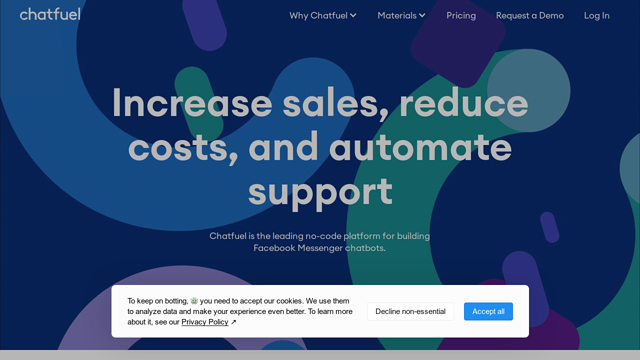 Chatfuel API koppeling