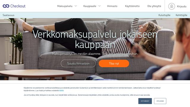 Checkout API koppeling