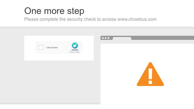 Chowbus API koppeling