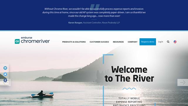 Chrome-River API koppeling
