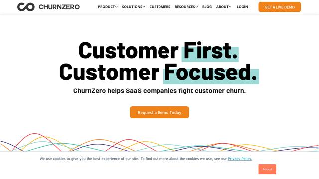 Churnzero API koppeling