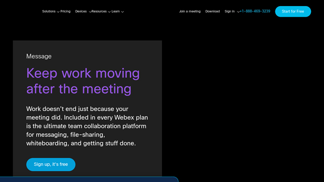 Cisco-Spark API koppeling
