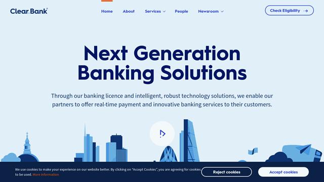 ClearBank API koppeling