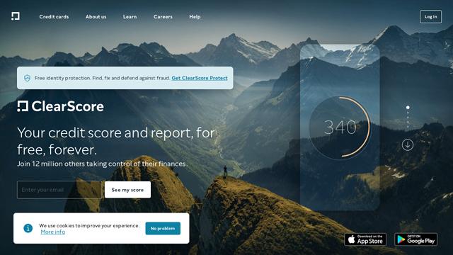ClearScore API koppeling