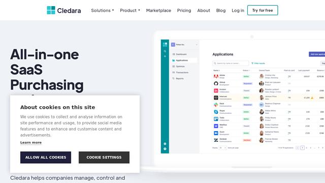 Cledara API koppeling