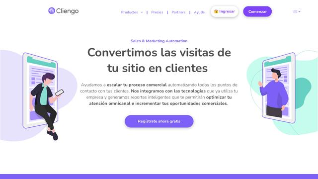 Cliengo API koppeling