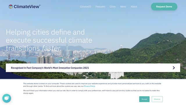 ClimateView API koppeling