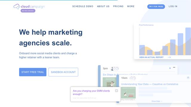 Cloud-Campaign API koppeling