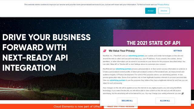 Cloud-Elements API koppeling