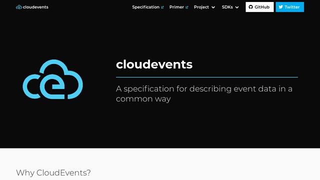 Cloud-Events API koppeling