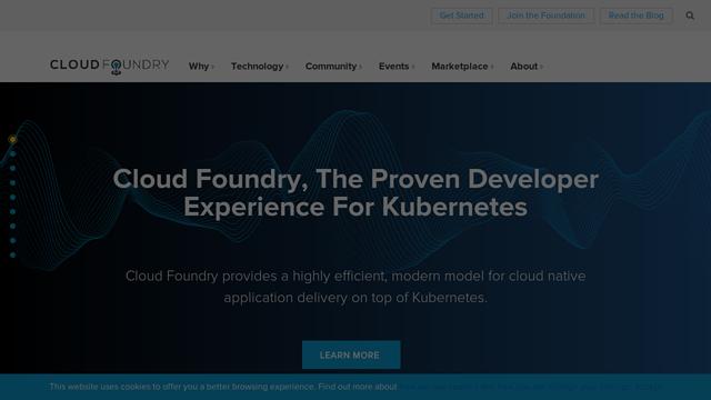 Cloud-Foundry API koppeling