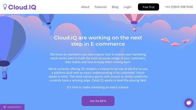 Cloud.IQ API koppeling