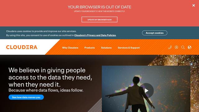 Cloudera-Enterprise API koppeling