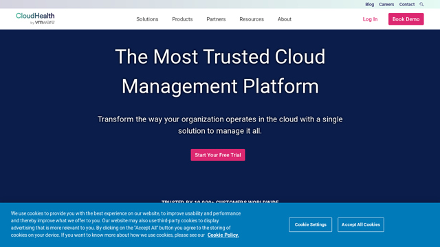 CloudHealth-by-VMware API koppeling