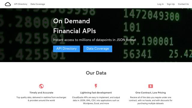 CloudQuote API koppeling