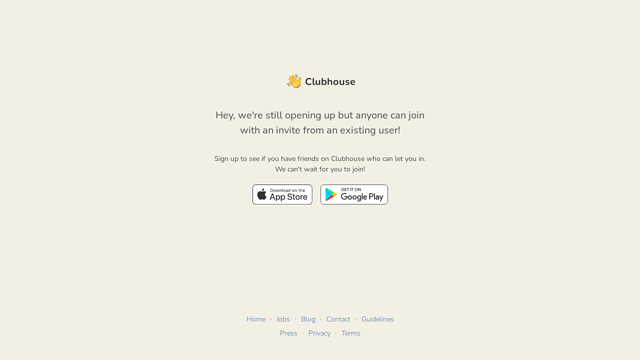 Clubhouse API koppeling