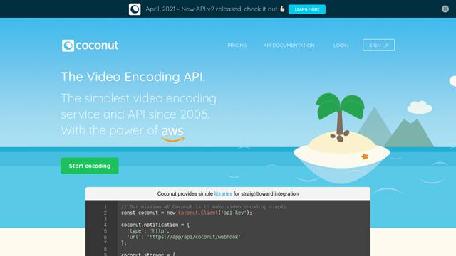 Coconut API koppeling