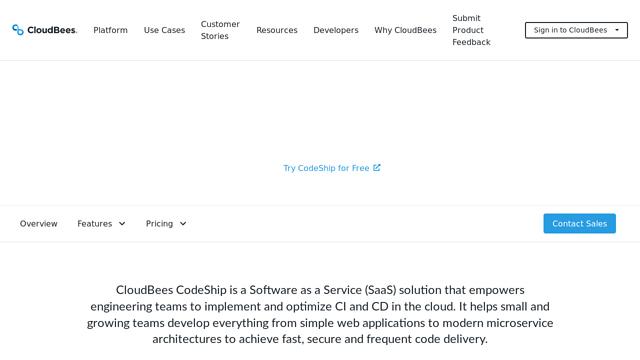 CodeShip API koppeling