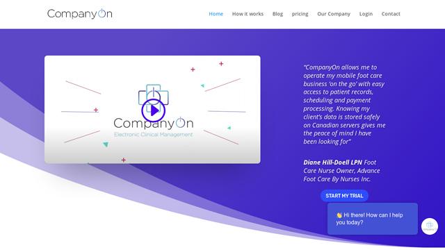 CompanyOnHQ API koppeling