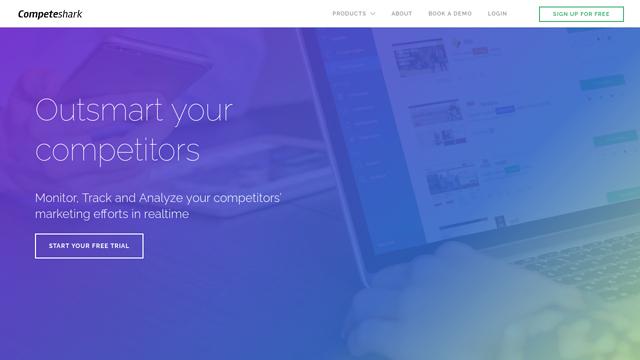 CompeteShark API koppeling