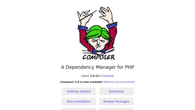 Composer API koppeling