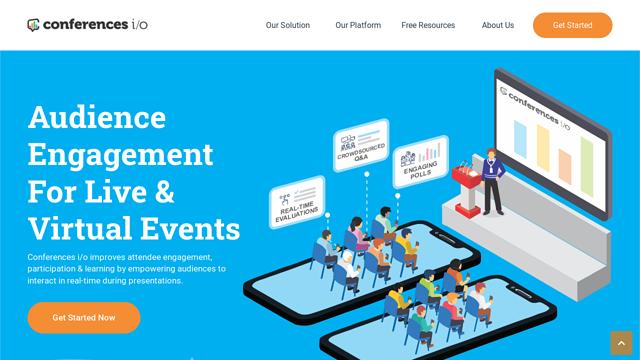 Conferences-I/O API koppeling