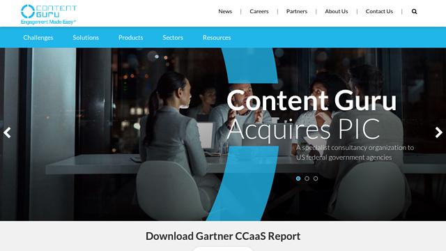 Content-Guru API koppeling