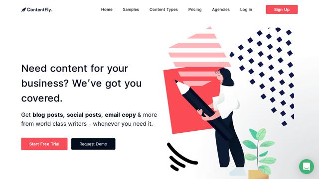 ContentFly API koppeling