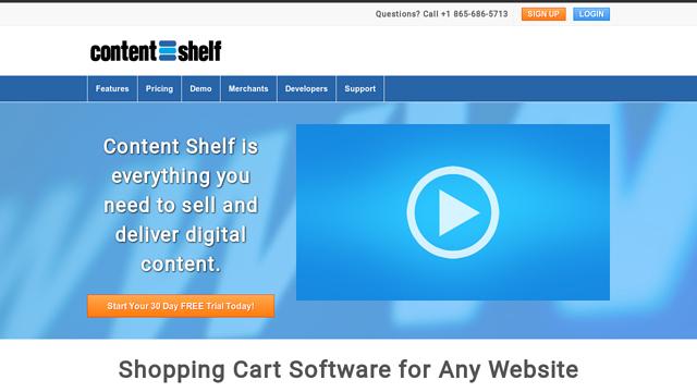ContentShelf API koppeling