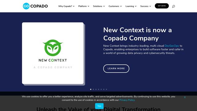 Copado API koppeling