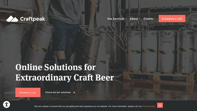 Craftpeak API koppeling